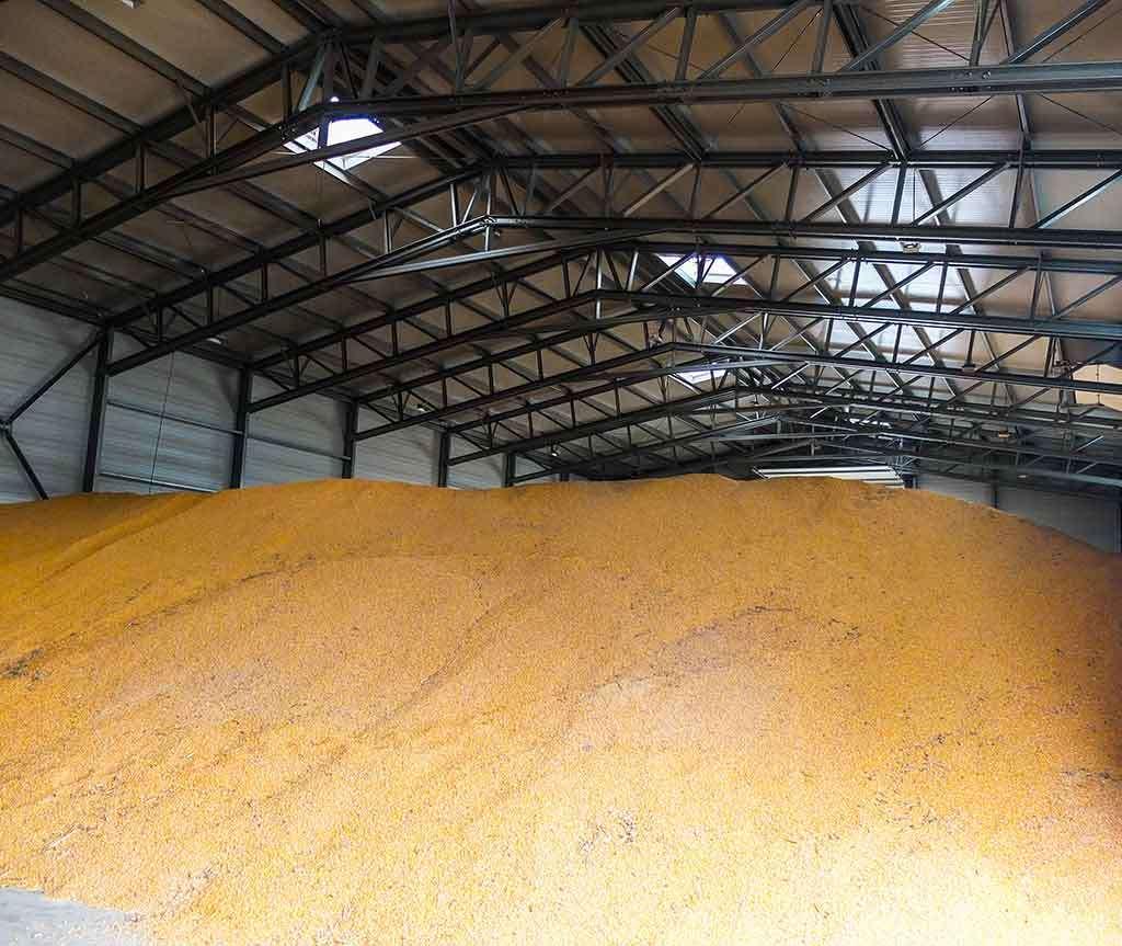 Case Study Bulk Storage Agricultural Buildings