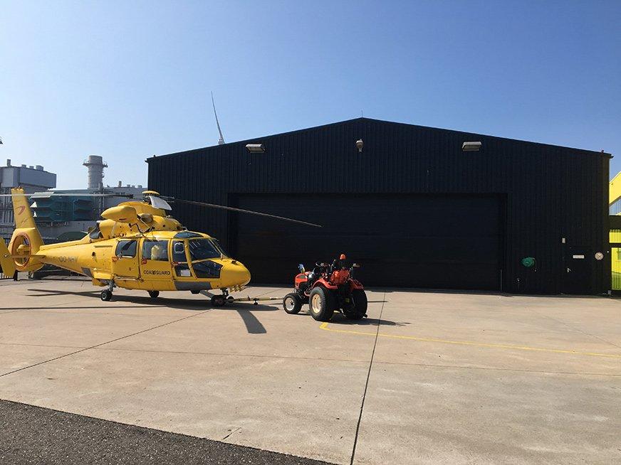Helikopterhangar_Frisomat_Loodswezen_Europoort_Rotterdam